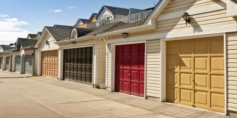 Top 3 Garage Door Trends for 2018, Thornville, Ohio
