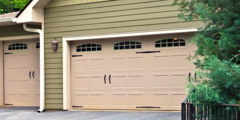 Wentzville's Garage Door Experts Discuss the Top 3 Door Styles, Wentzville, Missouri