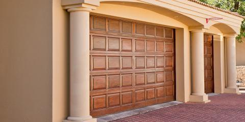 How Keyless Garage Door Entry Improves Safety & Makes Your Life Easier, Scott, Missouri