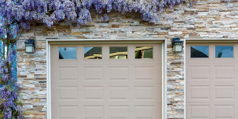 4 Safety Tips for Garage Door Repair & Use, Jessup, Maryland