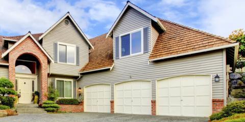 3 Garage Door Types to Consider When Replacing Yours, Dothan, Alabama