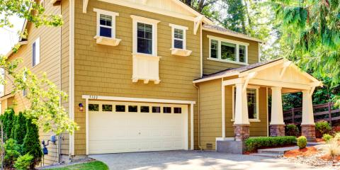 4 Reasons Why Your Garage Door Won't Open or Close, Kalispell, Montana