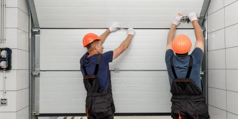 3 Common Garage Door Repairs, Rochester, New York