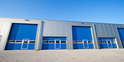 How to Choose a Commercial Garage Door, Knoxville, Illinois