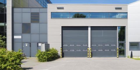 4 Incredible Benefits of Steel Garage Doors, Dothan, Alabama