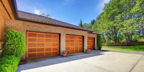 Have an Old Garage Door? 3 Reasons You Should Replace It ASAP, Rochester, New York