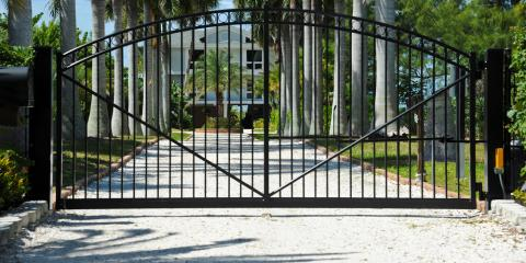 4 Choices to Make When Buying a Gate for Your Garage Doors, Knoxville, Illinois