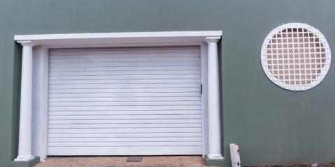 3 Top Reasons to Paint Your Garage Doors, Olive Branch, Mississippi