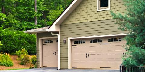 3 Problems That Affect Garage Door Performance, Thornville, Ohio