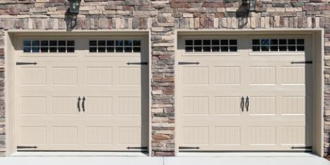 Why Upscale Garage Doors Offer an Excellent Return on Investment, Blaine, Minnesota