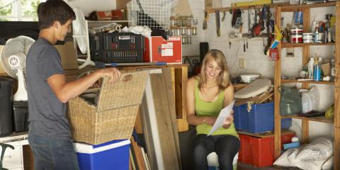 Top 3 Garage Storage Ideas to Help You Get Organized, Columbia, Missouri