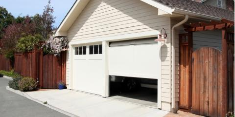 3 Most Common Problems With Garage Doors, Williamsport, Pennsylvania