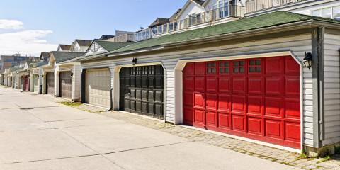 The Top 3 Garage Door Safety Tips, Lincoln, Nebraska