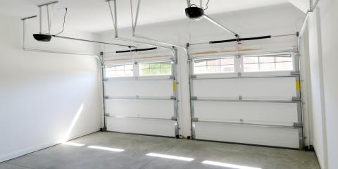 Want Your Garage Door to Have Windows? Consider These 3 Facts First, Oxford, Connecticut