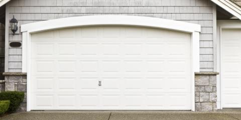 Garage Door Safety Features That Will Protect Your Loved