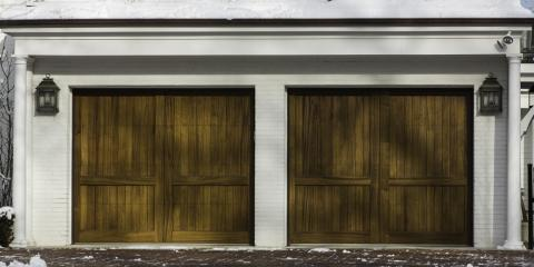 3 Types of Common Winter Garage Door Problems, Greece, New York