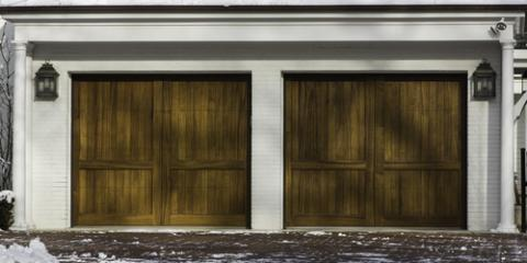 3 Tips for Getting Your Garage Door Ready for Winter, Rochester, New York