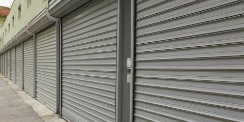 4 Benefits of Roll-Up Garage Doors, ,