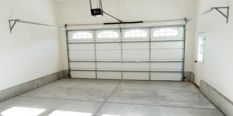 How to Select the Right Garage Door for You, Norwich, Connecticut