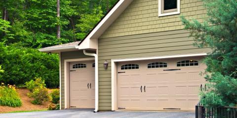 3 Benefits of Garage Doors With Windows, Wentzville, Missouri