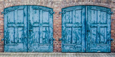 How to Choose the Right Garage Door for Your Home, Middletown, Ohio