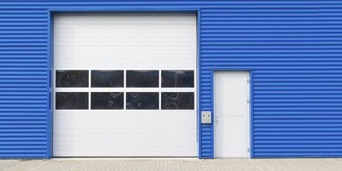 Weighing Cost of Commercial Garage Door Replacement vs. Repair, Milwaukee, Wisconsin