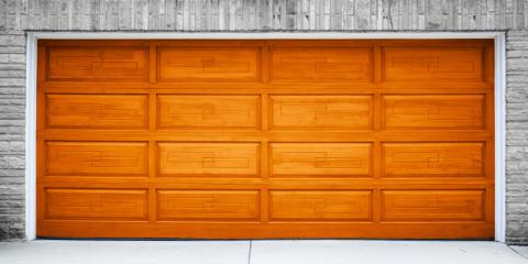 Garage Door Opener Supplier Explains How the Door System Works, Oxford, Connecticut