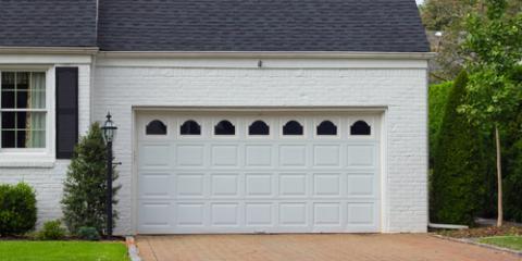 3 Garage Door Openers & Their Features, Concord, Missouri