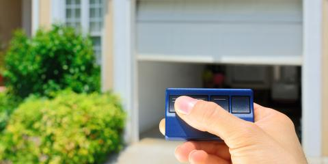How to Select a Quality Garage Door Opener, Oxford, Connecticut