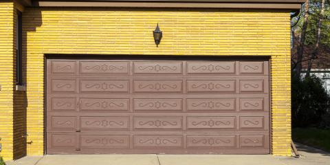 4 Parts That Make Up a Garage Door, Ballwin, Missouri