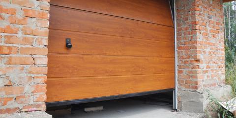 4 FAQ About Garage Door Seals Answered, Greece, New York