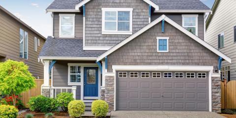 3 Signs Your Garage Door Needs Spring Replacements, North Ridgeville, Ohio