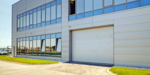 5 Reasons Your Business Needs Commercial Steel Garage Doors, Cincinnati,  Ohio