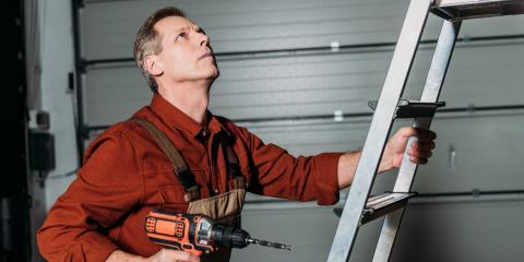 3 Garage Door Safety Tips, Dothan, Alabama