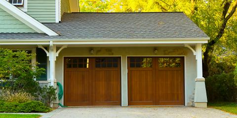 How Garage Doors Increase Property Value, Sioux City, Iowa