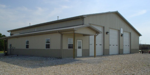 3 Tips for Protecting Your Metal Building, Ashland, Missouri