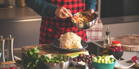 3 Thanksgiving Foods to Never Put Down Your Garbage Disposal, Pine Grove, California
