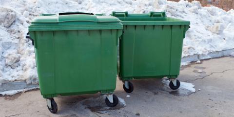 4 Simple Tips to Make Garbage Removal Easier When It Snows, Jordan, Missouri