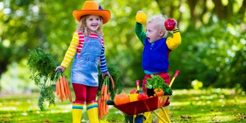 How to Get Your Children Excited About Gardening, Anchorage, Alaska