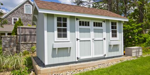 Before Installing a Garden Shed, Take These Steps to Prepare Your Ground, Casper North, Wyoming