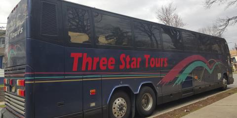 3 Reasons a Charter Bus Is Safer Than Other Vehicles, Passaic, New Jersey