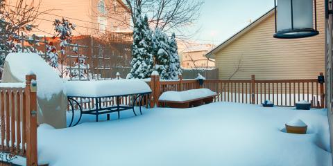 3 Tips for Getting Your Deck Winter-Ready, Cleveland, North Carolina