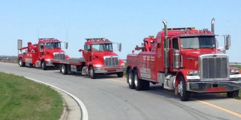 Light vs. Heavy-Duty Towing: What's the Difference?, Thomasville, North Carolina