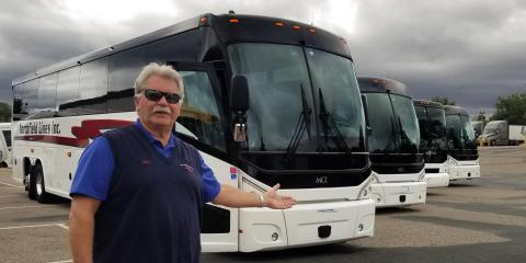 3 Reasons To Be A Charter Bus Driver, Eagan, Minnesota