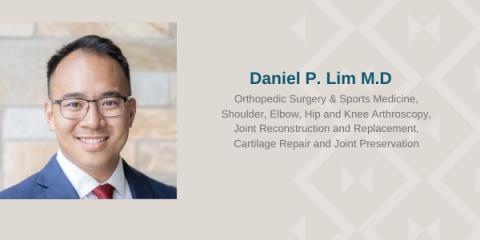 Meet Sports Medicine Specialist, Daniel P. Lim, MD, Honolulu, Hawaii