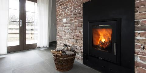 5 Best Rooms for a Gas Fireplace, Elsmere, Kentucky