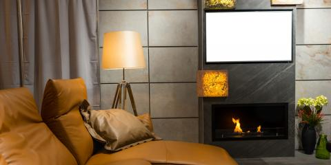 Benefits of Having a Gas Fireplace in Your Home, Anchorage, Alaska