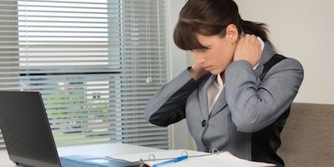 3 Exercise Techniques for Pain Relief to Try at Work, Crossville, Tennessee