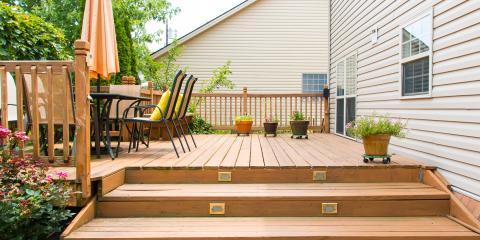 3 Ways to Prepare Your Deck for Spring, Wentzville, Missouri
