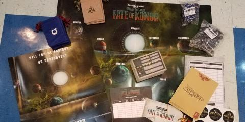 FATE OF KONOR TO START 7/27/17, Tampa, Florida